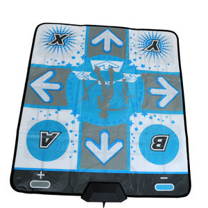 Cheap price led dance floor ,H0T250 for tv /pc/ usb dancing mat	, tv usb 2in1 dance pad