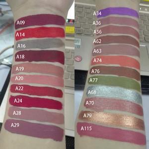Cherish Cosmetics Make Your Own Lip Gloss Wholesale No Label Liquid Matte Lipstick