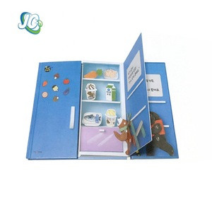 Children Board Book Print Educational Hardcover Book Printing