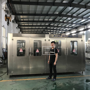 Complete mineral water / pure water filling production line