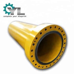Custom Forged Steel High Pressure Hydraulic Cylinder