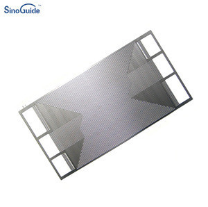 Customized Photo Chemical Etching Metallic Bipolar Plate for Automotive Fuel Cell
