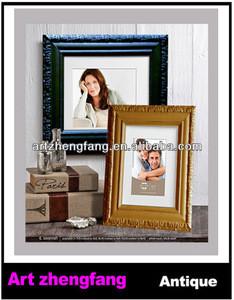 Digital photo frame wood frames for all size