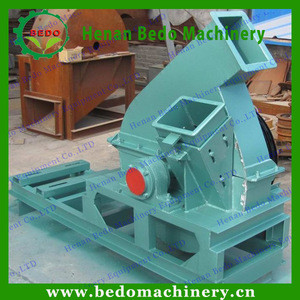 Forest Using Disc Type Wood Chipper Machine Wood Crusher