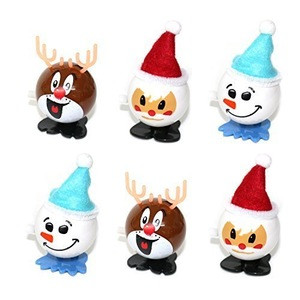Funny Wind up Christmas Toys