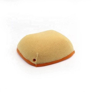 High Powerful PU Sponge Motorcycle Engine Accessories Two Layers Air Intakes Filters Foam Universal