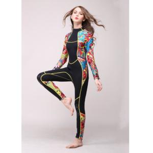 High Quality Factory Price 3mm Neoprene Custom Printing Wetsuit