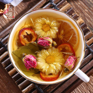 High Quality Sweet Slimming Rose lotus leaf Tea
