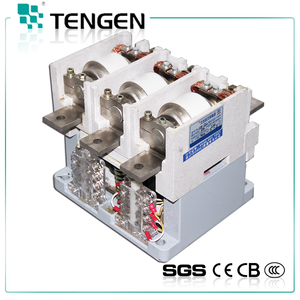 Hot sales good price high quality 3 phase normally closed contactor CKJ5-630/1140 type 220v coil AC vacuum Contactor