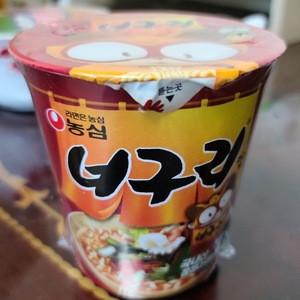 Korea hot  instant noodle