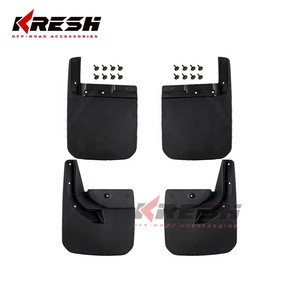 KRESH mud guard car fender auto accessories for wrangler jl