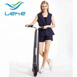 Lehe L1 Newest folding model electric kick scooter  for adult