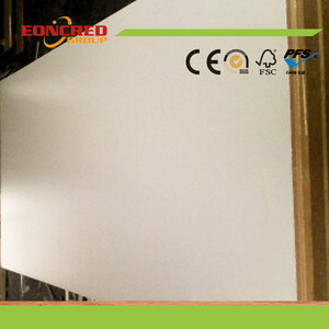 Melamine particle board/Paper Overlaid Plywood/particle board making machine