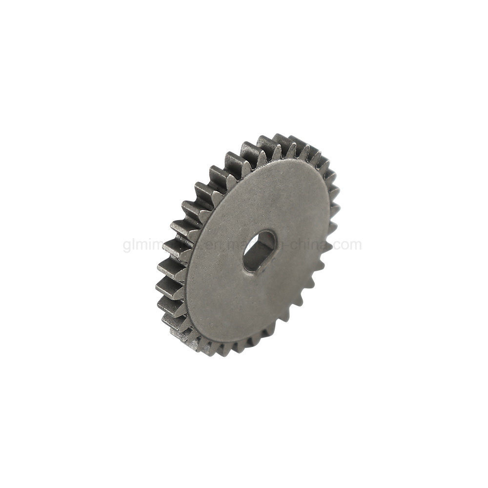 OEM Precsion Metal Injection Molding MIM Custom Metal Parts Fabricator Gearbox Parts Ss 304 Gear Engine Gears Special Steel Spur Gear