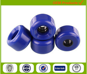 Power tool accessories high speed one wheels polyurethane