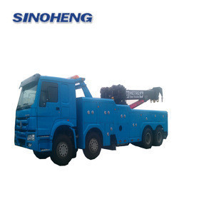 Reliable quality new 30ton wrecker truck for sale