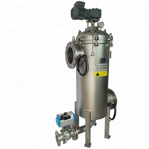 Self-Cleaning Bernoulli Water Filter Automatic Self Cleaning Filter