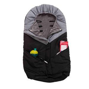 Wind Water-Resistant Universal Versatile Car Seat Footmuff Stroller Organizer Baby Sleeping Bag