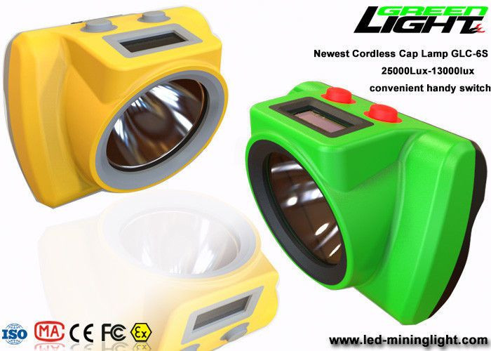 Best sell Rechargeable LED Mining Headlamp for underground coal waterproof high brightness