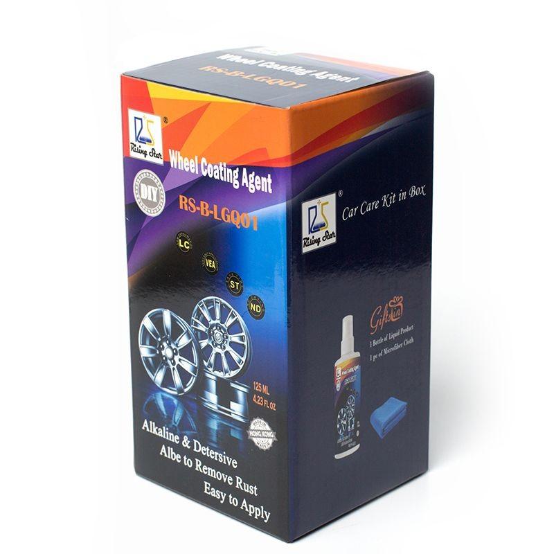 Rising Star RS-B-LGQ01 125ml car wheel cleaner spray rim cleaner