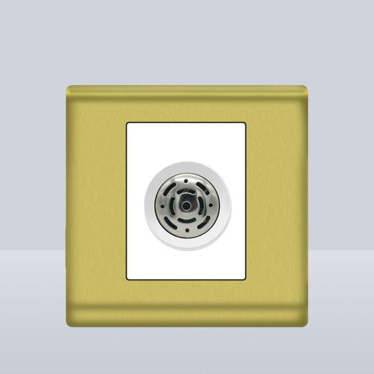 Metal Sound and Light Sensor Switch + Fire Control