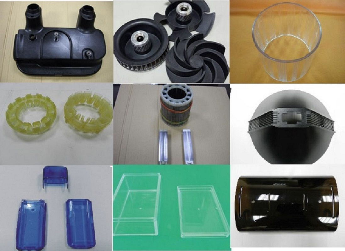 Plastic molding and injection parts from Taiwan