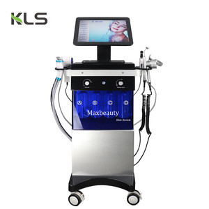 11 in 1 aqua facial machine hydr A water dermabrasion small bubble facial cleaning machine