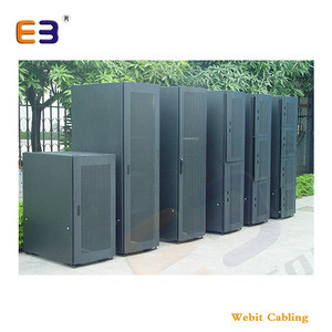 19 Inch Network Cabinet 42U for data and telecommunication devices installation