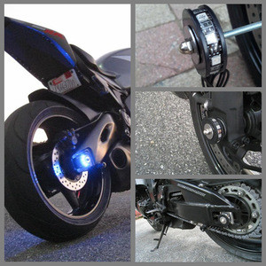 2pc SMD5050 motorcycle wheel light CE&ROHS