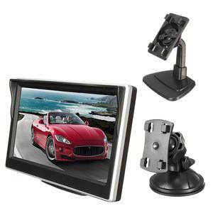 5Inch AHD Car Monitor  TFT LCD Display DC 12V for Reversing Camera Car Rearview Monitor