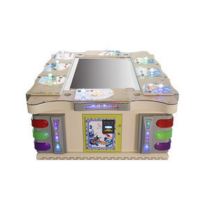 Best Quality Best Price 8 Player Fishing Machine Coin Slot