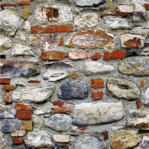 Brick Wallpaper Sandstone Wallpaper Papel De Parede 3D Wallpaper Decoration Colorful