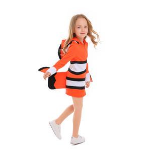 Carnival/halloween animal fancy dress costumes for children