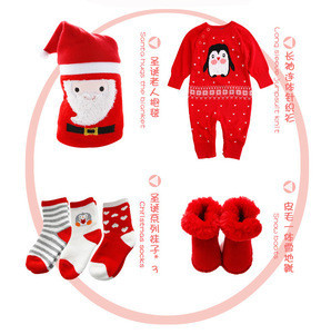 Christmas Newborn Baby Clothing Gift Sets