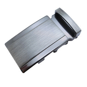 Custom made rubber grip release no ratchet metal belt buckles manufacturers wholesaler for men
