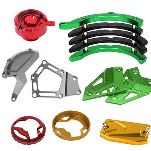 Custom racing motor cycle body accessories motorbike decoration kit motorcycle spare parts
