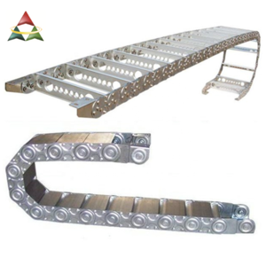 Customised Stainless Steel Cable Carrier Drag Chain