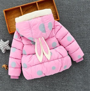 cy10180a high quality wholesale price winter coat girls childrens clothing autumn winter coat for child 1-3 years from china sup
