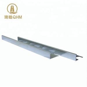 Decorative L Shaped Ceramic Aluminum Tile Trim with Accessories