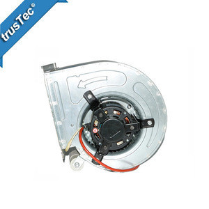 Ecac 6' dual inlet air releaser blower fan 230v ventilation centrifugal fans blowers