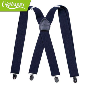 Elastic band suspender for men in cheap price
