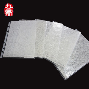 Fiberglass roofing needle felt electrical insulation fabric cloth continuous strand mat