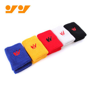 High Quality Custom Sweatbands No Minimum Order Quantity