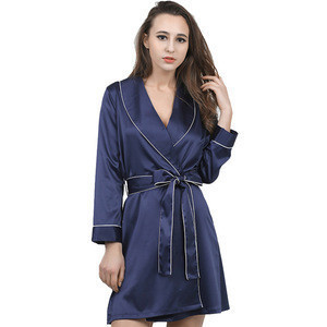 High quality sexy nightgown woman nightgown for gift