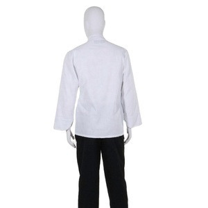 Hot Sale Wholesale Chef Coats Custom Hotel And Restaurant Uniform High Quality Chef Wear Clothing And  Work Uniforms