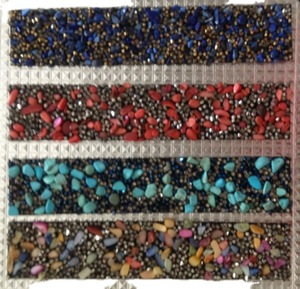 Hotfix Rhinestone Trim Sheets Iron On Rhinestone Mesh Strass Mix Color
