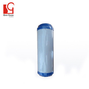 Household pre-filtration use cto carbon filter alkaline water filter