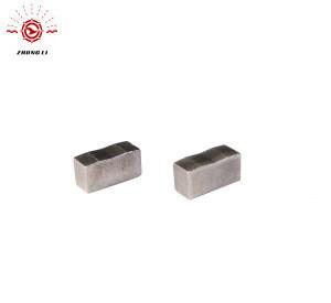 India Market Cheap Diamond Segments for Granite Sandstone