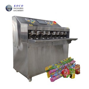 KOCO Precise filling + - 5g Liquid filling Water and beverage packaging machine