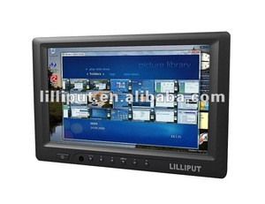Lilliput HDMI&VGA Touch screen lcd monitor with 12v dc input